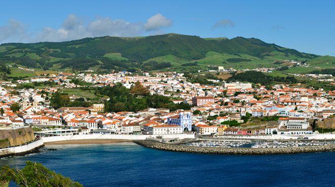 Angra do Heroísmo&#10Place: Angra do Heroísmo, Ilha Terceira; Açores&#10Photo: Maurício de Abreu | DRT