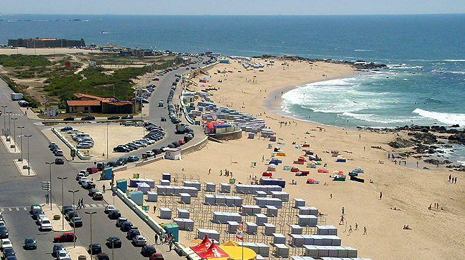 Praia Vila do Conde&#10Ort: Vila do Conde&#10Foto: CM Vila do Conde