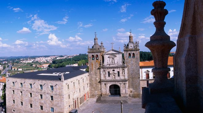 Sé Catedral - Viseu Place: Viseu Photo: ARTP Centro de Portugal