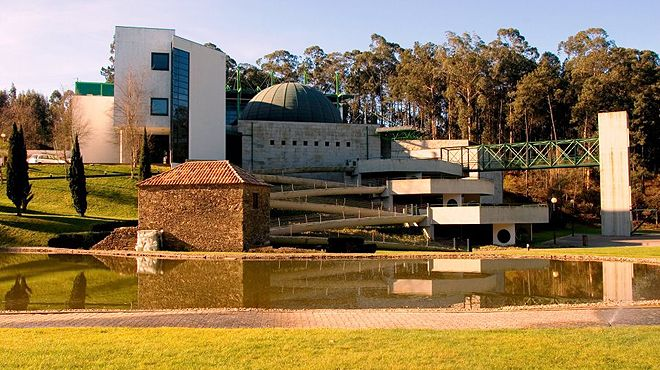 Visionarium - Centro de Ciência do Europarque Lieu: Santa Maria da Feira