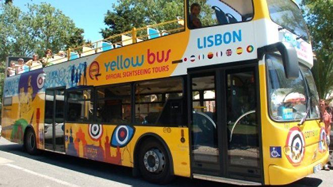 Yellow Bus Sightseeing Tours