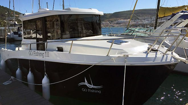 Go Fishing_Sesimbra Photo: Go Fishing Portugal
