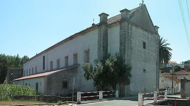 Mosteiro de Santa Maria de Cós&#10Local: Cós - Alcobaça&#10Foto: Turismo de Leiria-Fátima