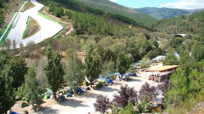 Parque de Campismo_Skiparque_P Lugar Manteigas Foto: Skiparque