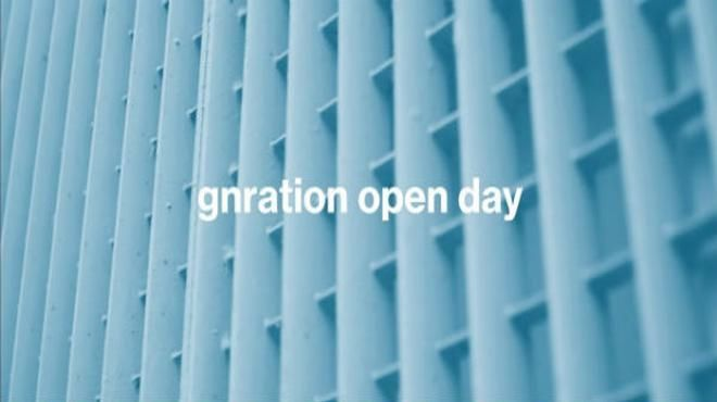 GNRation Open Day