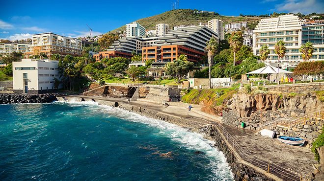 Complexo Balnear do Lido Luogo: Funchal Photo: Shutterstock_MD_Anna Lurye