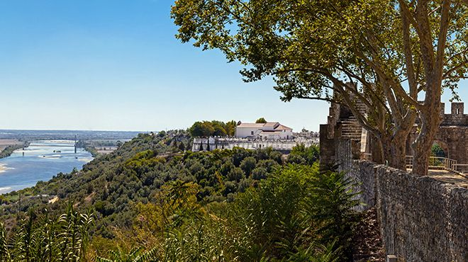 Jardim Portas do Sol&#10Ort: Santarém&#10Foto: Shutterstock_StockPhotosArt