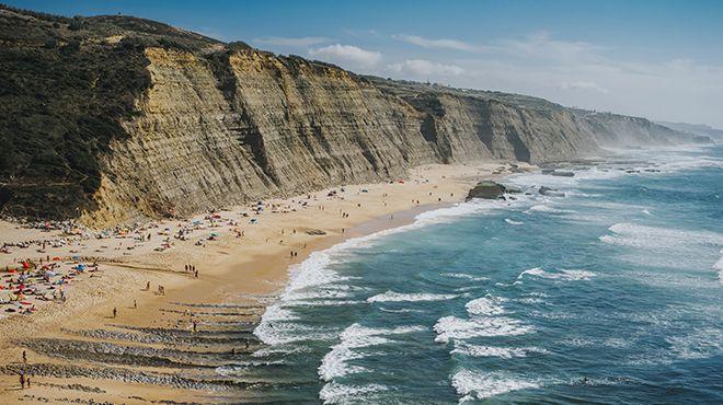 Praia do Magoito&#10Ort: Sintra&#10Foto: Shutterstock_LX_PX_hbpro