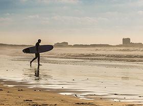 Surf no Centro de Portugal