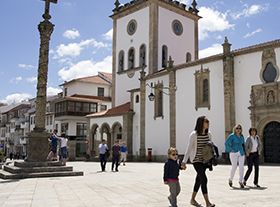 Bragança - Accessible Itinerary