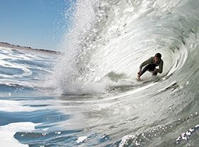 Para los amantes del surf