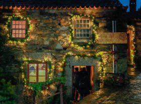 Cabeça, Christmas Village