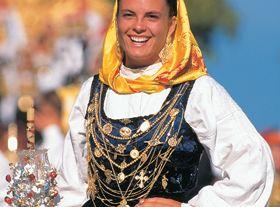 安国尼亚圣母(Senhora da Agonia)节