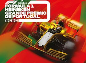 Formule 1 Heineken Grand Prix van Portugal