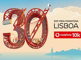 Le semi-marathon de Lisbonne