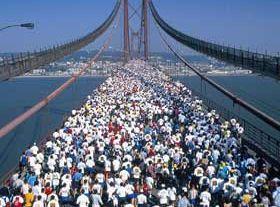 里斯本单程马拉松长跑竞赛