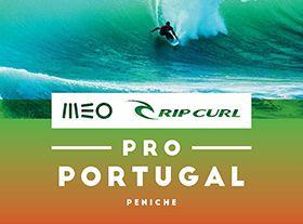 モチェ主催リップ・カール・プロ・ポルトガル (Rip Curl Pro