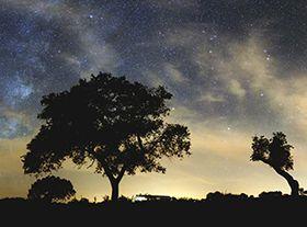 O céu do Alqueva