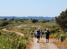 Via Algarviana - Along the Algarve  (...)