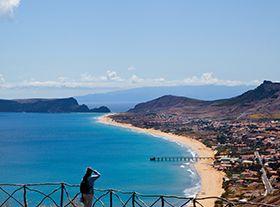 Dias de praia na Madeira