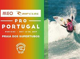 モチェ主催リップ・カール・プロ・ポルトガル (Rip Curl Pro Portugal)