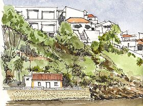 The Urban Sketchers on the (...)
