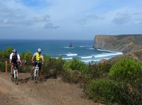 Cycling and walking in the Algarve