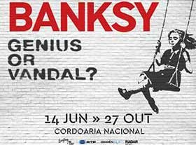 Banksy: Genius or Vandal?