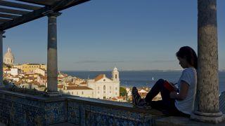 Lisboa - Miradouro de Santa Luzia&#10Ort: Lisboa&#10Foto: Clara Azevedo