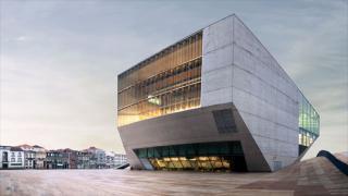 Casa da Música Place: Porto Photo: Porto