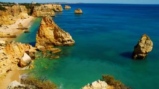 Algarve&#10Local: Marinha&#10Foto: Marinha