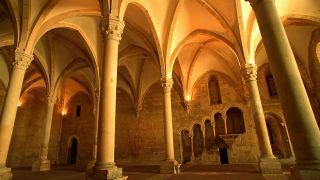 Mosteiro de Alcobaça Local: Mosteiro de Alcobaça Foto: Rui Cunha