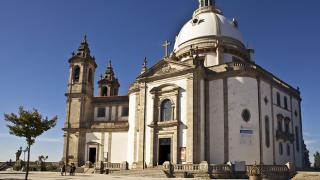 Santuário da Sra. do Sameiro&#10Local: Braga
