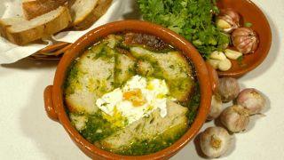 Dieta Mediterrânica- Açorda