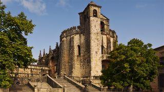 Convento de Cristo Plaats: Tomar Foto: Amatar Filmes