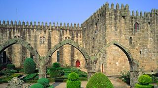 Paço Episcopal Plaats: Braga Foto: José Manuel