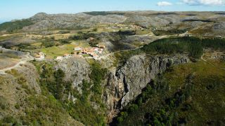 Geoparque de Arouca&#10Lieu: Arouca&#10Photo: Associação Geoparque Arouca
