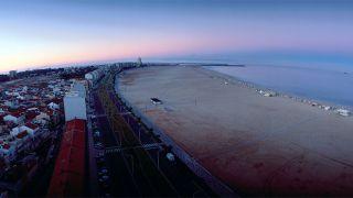 Praia&#10場所: Figueira da Foz&#10写真: Turismo Centro de Portugal