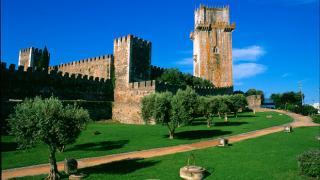 Castelo Local: Beja Foto: RTPD