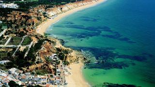 Praia da Falésia Photo: Turismo do Algarve