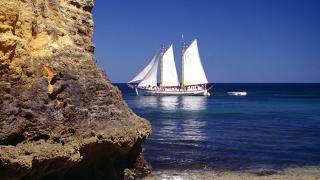 Passeio Licenciado Place: Algarve Photo: John Copland