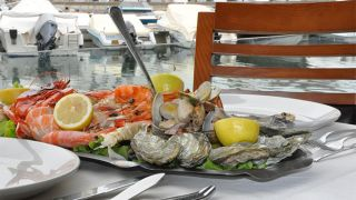 Marisco Local: Algarve Foto: Pedro Reis - Turismo do Algarve