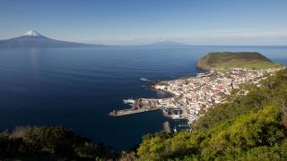 Velas Lugar Ilha de São Jorge nos Açores Foto: Rui Vieira