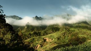 Vista panorâmica Local: São Vicente Foto: Turismo da Madeira