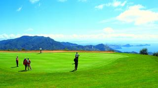 Clube de Golfe Local: Santo da Serra Foto: Turismo da Madeira