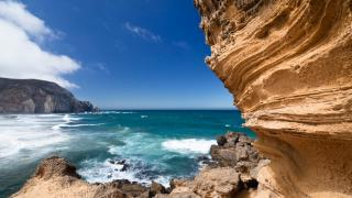 Praia do Castelejo Lieu: Sagres Photo: Gtresonline