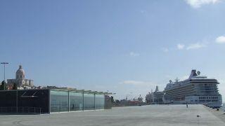 Porto de Lisboa - Santa Apolónia&#10Luogo:Lisboa&#10Photo:Administração Porto de Lisboa