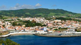 Angra do Heroísmo  Lugar Angra do Heroísmo, Ilha Terceira; Açores Foto: Maurício de Abreu | DRT