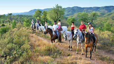 Horse Riding Center Santa Maria   www visitportugal com
