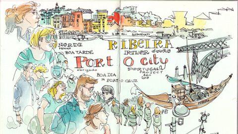 Porto y Norte visto por Benedetta Dossi | www.visitportugal.com